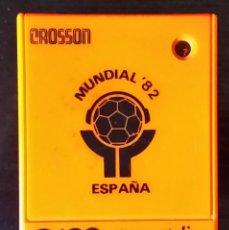 Radios antiguas: TRANSISTOR MUNDIAL ESPAÑA 82. Lote 112062223