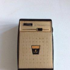 Radios antiguas: TRANSISTOR WILCO 6. Lote 112107263