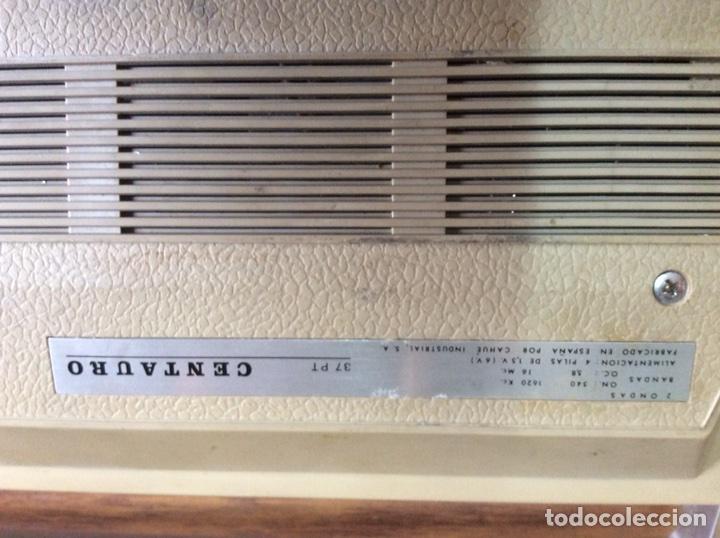 Radios antiguas: TRES RADIOS-DOS CON CASSETTE GRABADOR-ANTIGUAS. - Foto 4 - 112323738