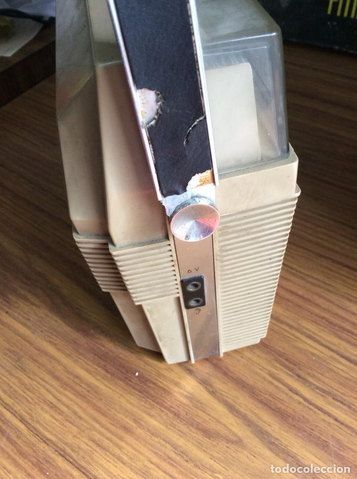 Radios antiguas: TRES RADIOS-DOS CON CASSETTE GRABADOR-ANTIGUAS. - Foto 6 - 112323738