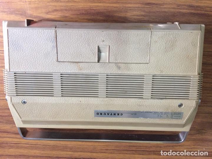 Radios antiguas: TRES RADIOS-DOS CON CASSETTE GRABADOR-ANTIGUAS. - Foto 3 - 112323738