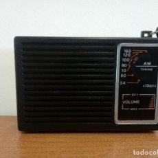 Radios antiguas: RADIO TRANSISTOR DE MANO AM POCKET. Lote 112652983