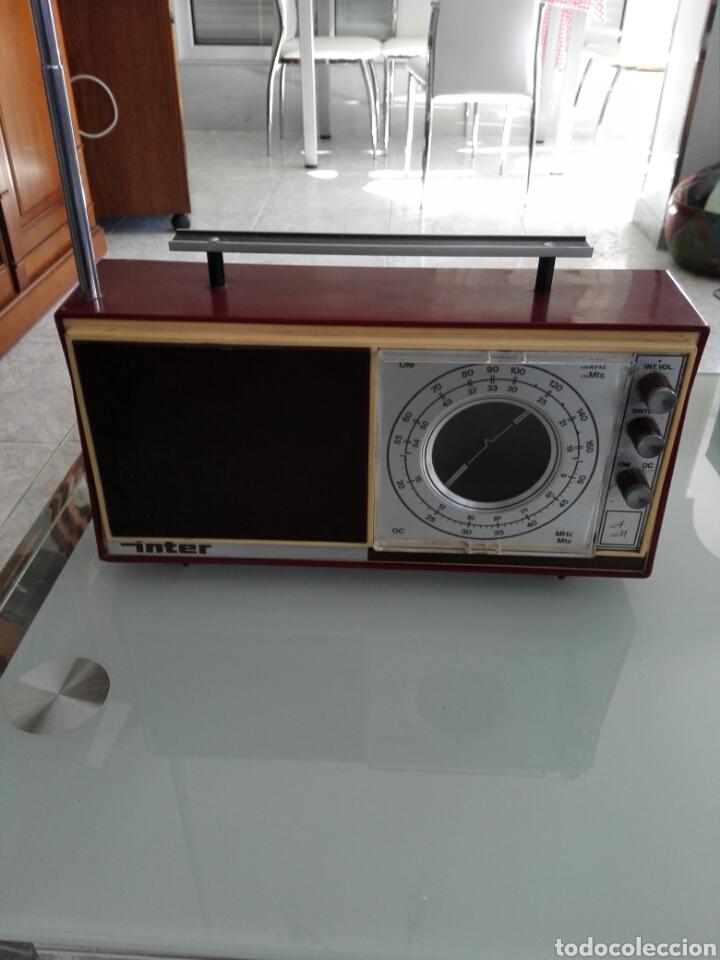 Radios antiguas: Radio clasica INTER. - Foto 2 - 112725938