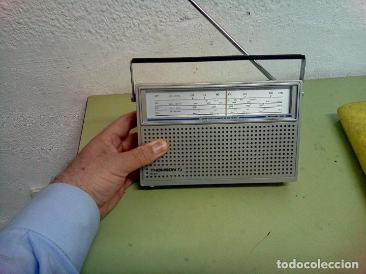 RADIO TRANSISTOR THOMSON RT- 431 (Radios, Gramófonos, Grabadoras y Otros - Transistores, Pick-ups y Otros)