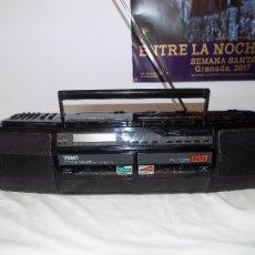 Radios antiguas: ANTIGUO RADIO CASSETTE YOKO. Lote 108072223