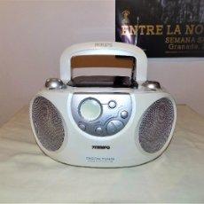 Radios antiguas: RADIO CD PHILIPS AZ3012. Lote 106952747