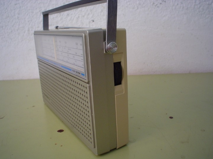 Radios antiguas: RADIO TRANSISTOR THOMSON RT- 431 - Foto 10 - 112813099