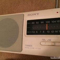 RADIO SONY 2 BANDS ICF 390 kreaten