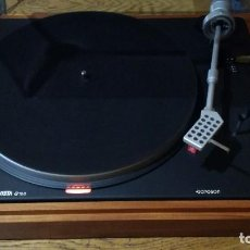 Radios antiguas: TOCADISCOS OCNOSON VIETA G100 MADERA. Lote 113072243