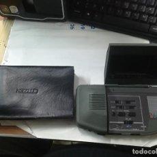 Radios antiguas: ANTIGUA TELEVISION PORTATIL CITIZEN MOD.T530 COLOR CON RADIO AM-FM.CON FUNDA ( A PILAS Y CTE ). Lote 178078982
