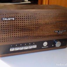 Radios antiguas: HILO MUSICAL HASLER- GAYARRE. Lote 113108891