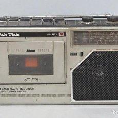 Radios antiguas: RADIO CASSETTE FAIRMATE. FUNCIONANDO. Lote 113113391