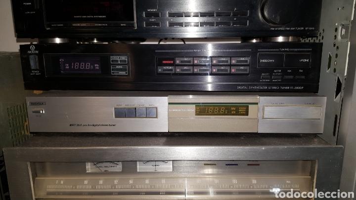 Radios antiguas: SINTONIZADOR DE RADIO RT-364 - Foto 2 - 113329352