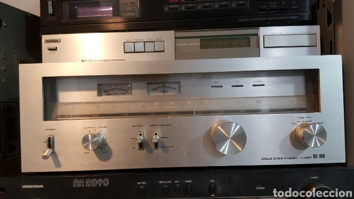 Radios antiguas: SINTONIZADOR DE RADIO RT-364 - Foto 3 - 113329352