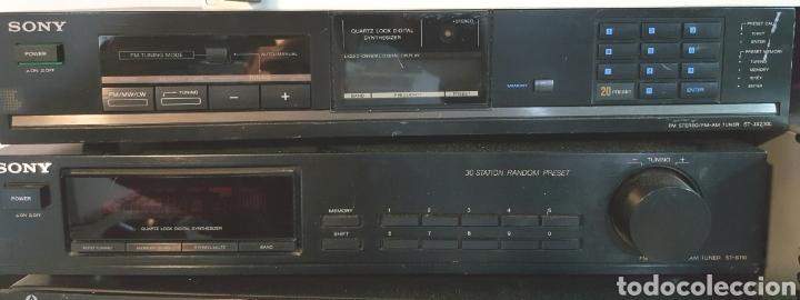 SINTONIZADOR RADIO AIOSTAI TT200DP (Radios, Gramófonos, Grabadoras y Otros - Transistores, Pick-ups y Otros)