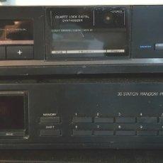 Radios antiguas: SINTONIZADOR RADIO AIOSTAI TT200DP. Lote 113329684