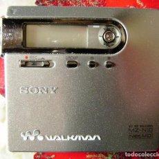 Radios antiguas: MINI DISC SONY MZ-N10..... NET MD..ALTA GAMA SIN PROBAR. Lote 113858867