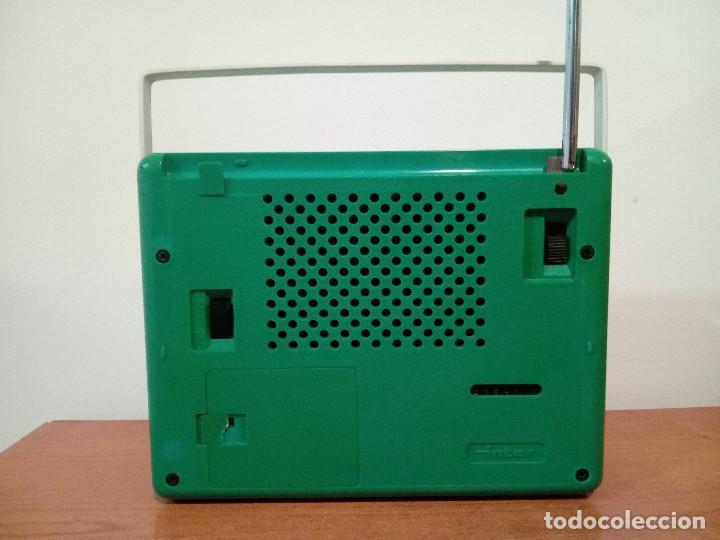 Radios antiguas: 343-Radio transistor Inter - Foto 3 - 113891355