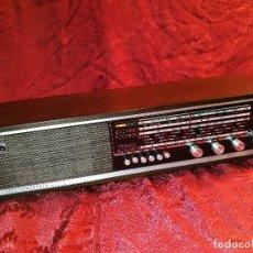 Radios antiguas: RADIO MULTIBANDAS SOBREMESA VANGUARD POSEIDÓN 77-T-S7 VALVULAS. Lote 143695537