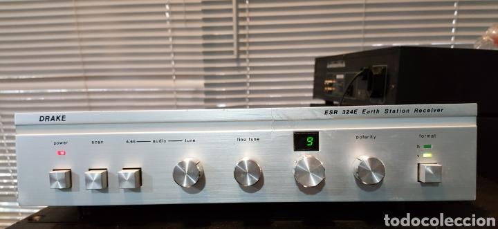 RECEPTOR ANALÓGICO DRAKE 2221 (Radios, Gramófonos, Grabadoras y Otros - Transistores, Pick-ups y Otros)
