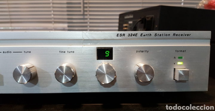 Radios antiguas: Receptor analógico Drake 2221 - Foto 2 - 114018055