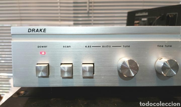 Radios antiguas: Receptor analógico Drake 2221 - Foto 3 - 114018055