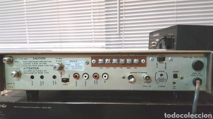 Radios antiguas: Receptor analógico Drake 2221 - Foto 4 - 114018055