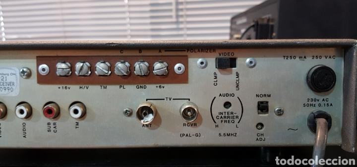 Radios antiguas: Receptor analógico Drake 2221 - Foto 5 - 114018055