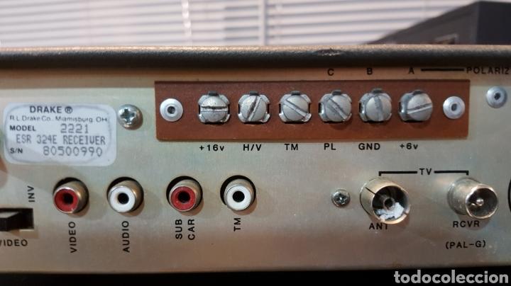 Radios antiguas: Receptor analógico Drake 2221 - Foto 7 - 114018055