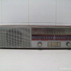 Radios antiguas: RADIO PHILIPS D2500 (OM Y FM). FUNCIONANDO.. Lote 114102903
