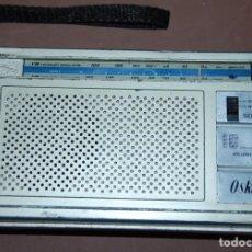 Radios antiguas: RADIO TRANSISTOR IC OSKAR. Lote 114220231