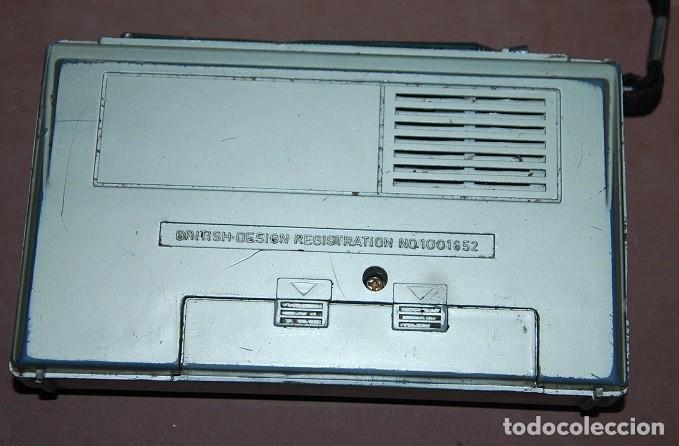 Radios antiguas: RADIO TRANSISTOR IC OSKAR - Foto 2 - 114220231