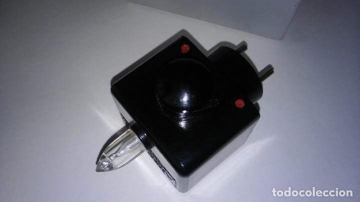 Radios antiguas: Único antiguo transistor super cargador audífono (baquelita), caja original instrucciones, 1950-1960 - Foto 17 - 114444519