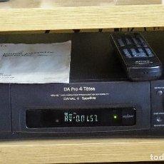 Radios antiguas - SONY VIDEO CASETTE RECORDER WHS SHOW VIEW SLV-E404B PAL Y SECAM EXCELENTE - 114698051