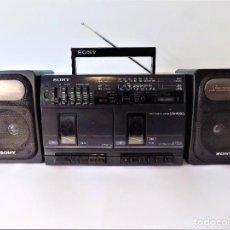 Radios antiguas: MINI CADENA SONY CFS-W350L. Lote 114712979
