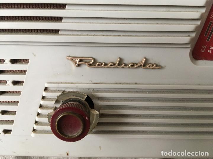 Radios antiguas: RADIOLA TOCADISCOS CON RADIO. RADIO FUNCIONA A 220V - Foto 15 - 114900287