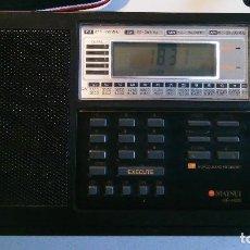 Radios antiguas: RADIO MULTIBANDAS MATSUI MR-4099. Lote 115008499