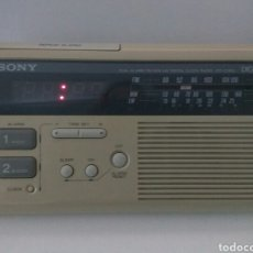Radios antiguas: RADIO TRANSISTOR SONY DIGIMATIC. Lote 115286334