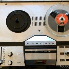 Radios antiguas: MAGNETÓFONO GRUNDIG. Lote 115385394