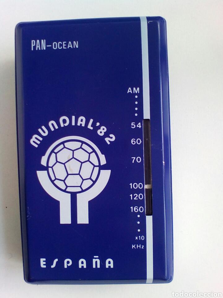 RADIO AM MUNDIAL ESPAÑA 82 PARA AURICULAR. (Radios, Gramófonos, Grabadoras y Otros - Transistores, Pick-ups y Otros)
