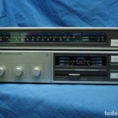Radios antiguas: AMPLIFICADOR PHILIPS FA141 + SINTONIZADOR PHILIPS FT141 - REVISADOS Y FUNCIONAN. Lote 115621895