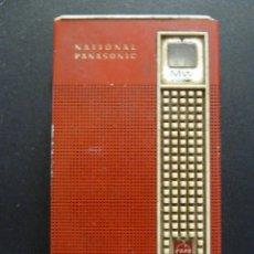 Radios antiguas: RADIO TRANSISTOR - NATIONAL PANASONIC MODELO R-1031. Lote 115622991
