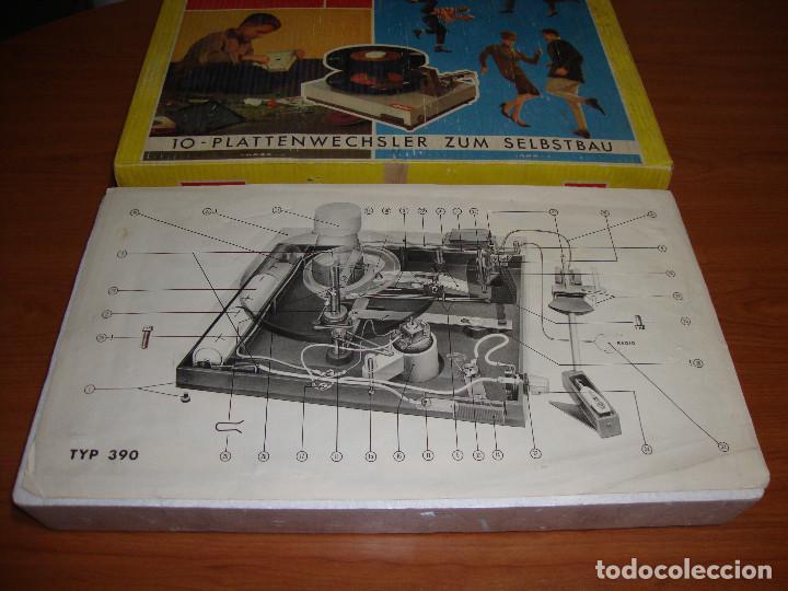 Radios antiguas: TOCADISCOS MARCA STABO 390 PARA MONTAR VER FOTOS - Foto 2 - 115646023