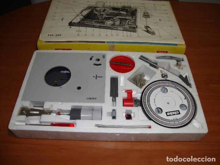 Radios antiguas: TOCADISCOS MARCA STABO 390 PARA MONTAR VER FOTOS - Foto 3 - 115646023