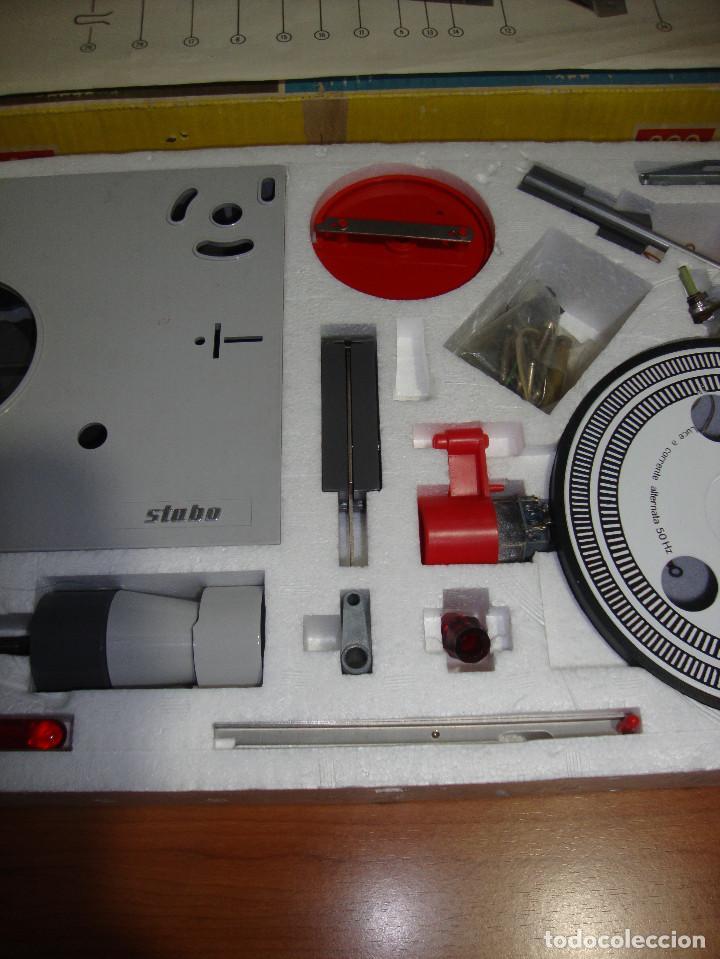 Radios antiguas: TOCADISCOS MARCA STABO 390 PARA MONTAR VER FOTOS - Foto 5 - 115646023
