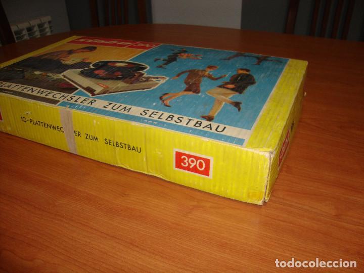 Radios antiguas: TOCADISCOS MARCA STABO 390 PARA MONTAR VER FOTOS - Foto 8 - 115646023