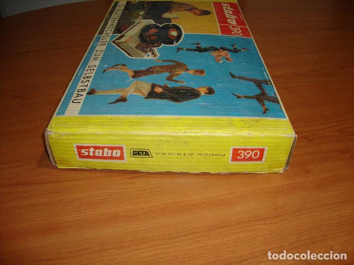 Radios antiguas: TOCADISCOS MARCA STABO 390 PARA MONTAR VER FOTOS - Foto 9 - 115646023
