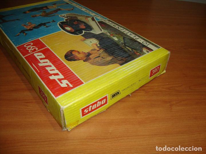 Radios antiguas: TOCADISCOS MARCA STABO 390 PARA MONTAR VER FOTOS - Foto 11 - 115646023