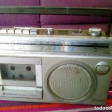 Radios antiguas: ANTIGUA HITACHI RADIO CASSETTE RECORDER MODEL TRK-5351W. Lote 115888911