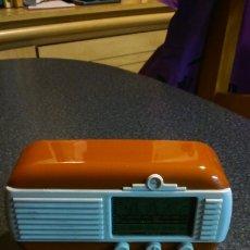 Radios antiguas: MINI RADIO ANTIGUA DE COLECCIÓN. Lote 116133662